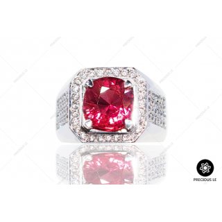 Nhẫn nam Spinel  2.93 carats - Precious Le